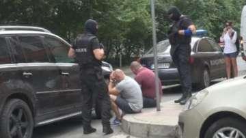 Зрелищни арести на ГДБОП в Бургас