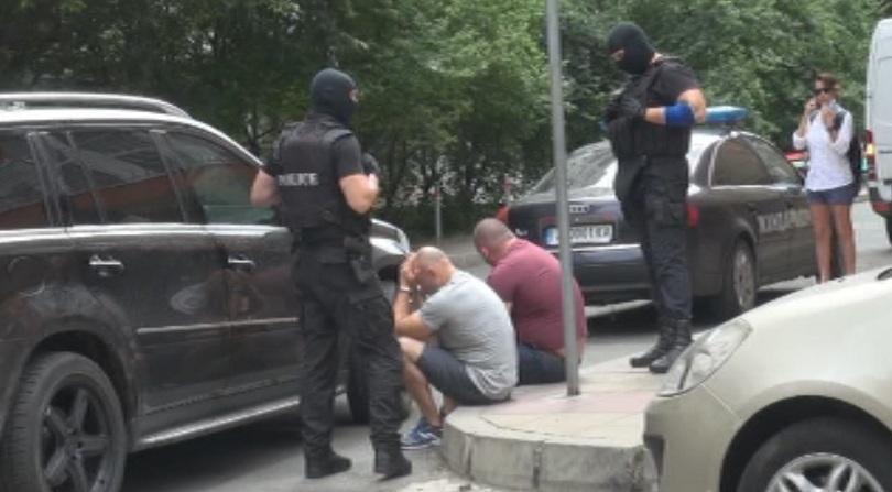 зрелищни арести гдбоп бургас