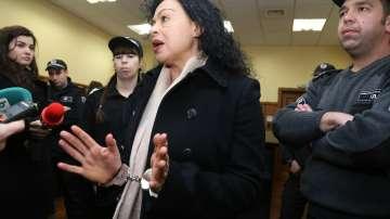 Пуснаха Евгения Банева от ареста заради спешна операция