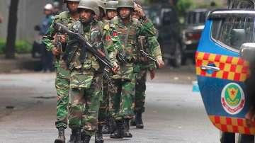 Приключи заложническата криза в столицата на Бангладеш