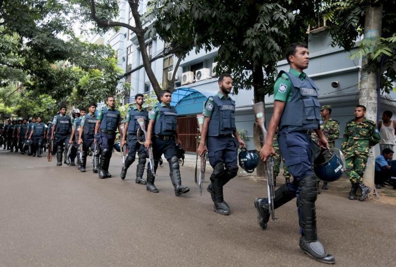 Премиерът на Бангладеш обяви двудневен траур във връзка с трагедията в Дака