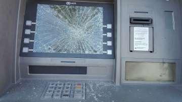Банкомат е взривен тази нощ в столичния квартал Дружба