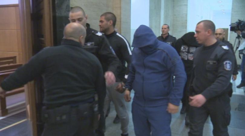 Съдът остави в ареста четиримата задържани за обир на банкомат в София