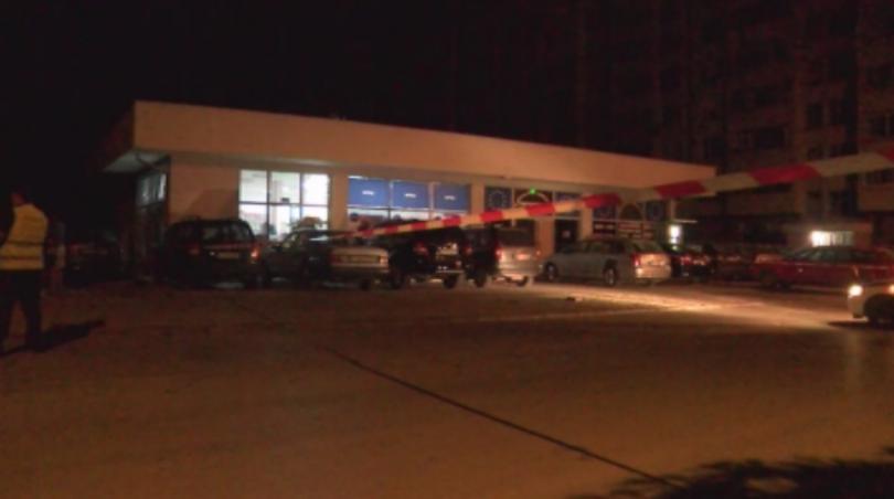 Банкомат беше взривен тази нощ в Казанлък. Според свидетели обирът