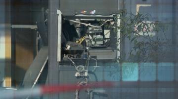 """Петима задържани след взрив на банкомат в столичния квартал """"Илиянци"""""""