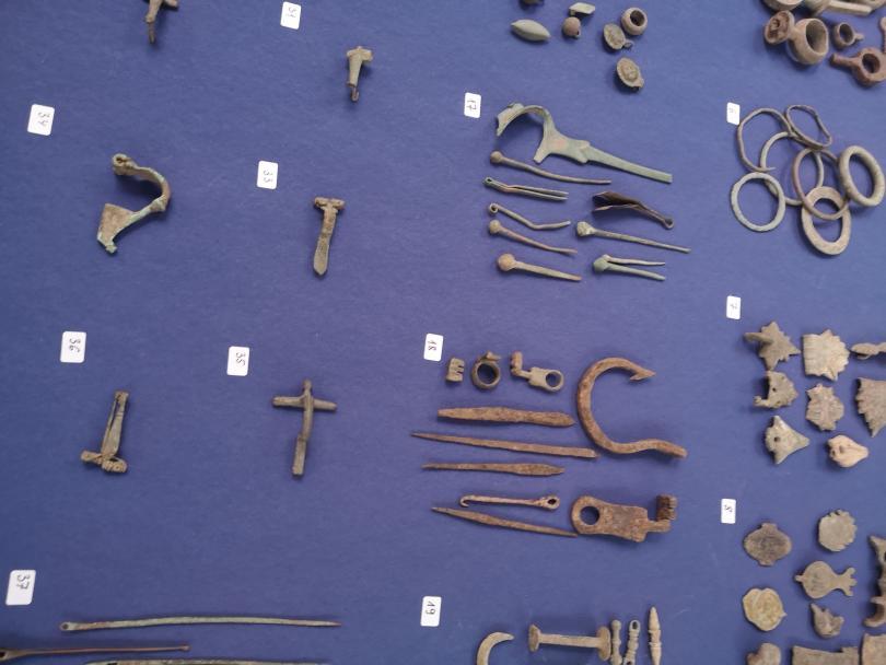 снимка 2 Боил Банов връща незаконно изнесени археологически ценности от Германия