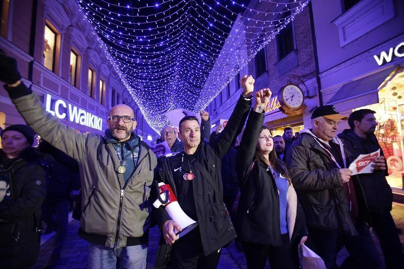 Отмениха тържествата за Нова година в Баня Лука