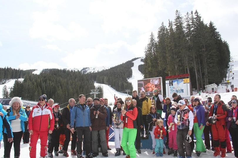 За десета поредна година в Банско се проведе ски състезание