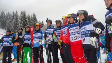 Легендите Марио Мат и Марк Жирардели дадоха старт на ски сезона в Банско