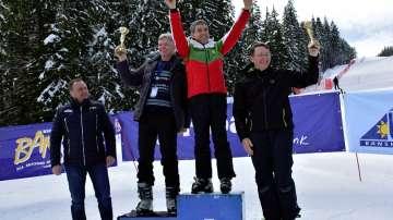 Дипломати се състезаваха по каране на ски алпийски дисциплини в Банско