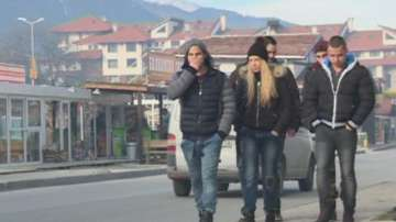 Студентският празник в Банско
