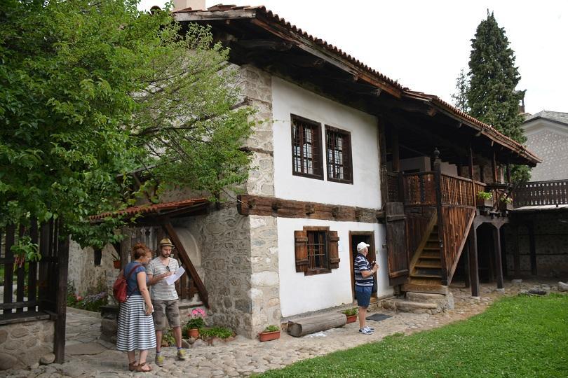 снимка 1 Къщата-музей Неофит Рилски в Банско разказва за първия новобългарски учител