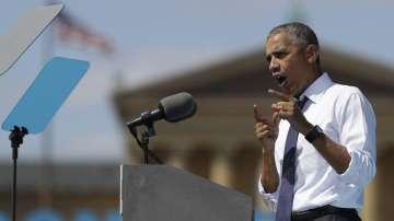 Обама разкритикува остро Доналд Тръмп