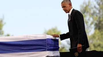 Знаци и послания от прощалната церемонията за Перес
