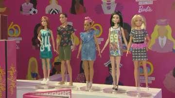 Барби стана на 60 години