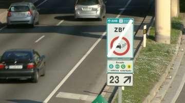 В Барселона вече действа зона с ниски вредни емисии