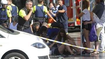 12 са жертвите в Барселона, над 80 са ранените