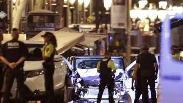 Каталунската полиция: Двамата арестувани не са шофьорите на вана