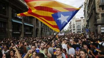 Протестите в Каталуния не спират