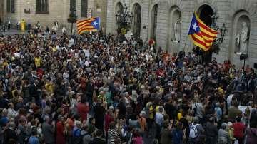В очакване на решението на испанския Сенат за автономността на Каталуния