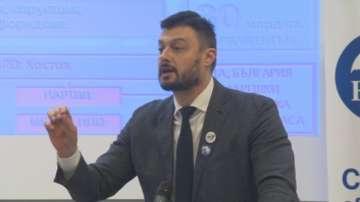 Николай Бареков представи управленската програма на Презареди България