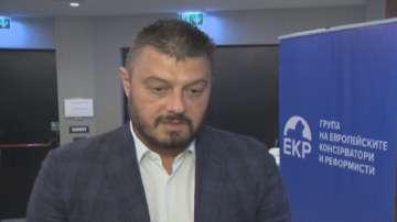 Бареков търси коалиция с Атака за евроизборите