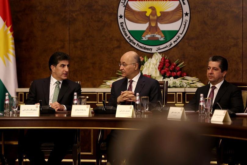 Иракският президент внесе искане за оставка