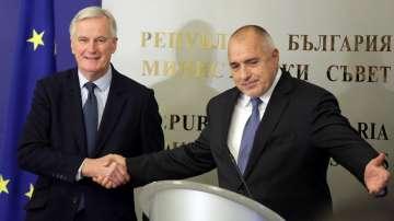 Барние и Борисов потвърдиха правата на българските граждани във Великобритания