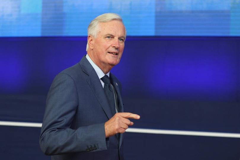 Ръководителят на екипа на Европейския съюз в преговорите за Брекзит