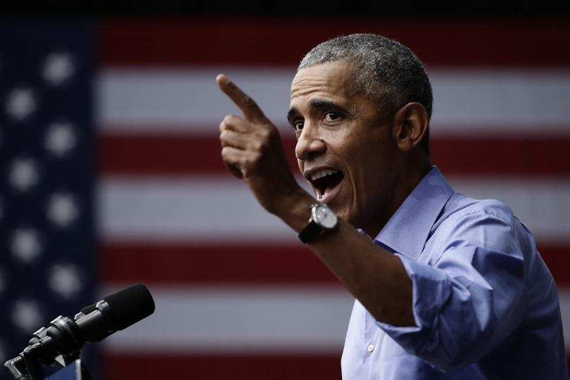 Барак Обама, 44-ия президент на САЩ