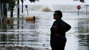 Тропическа буря Бари вече е ураган първа категория