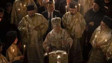 Историческа визита на патриарх Вартоломей в Гърция