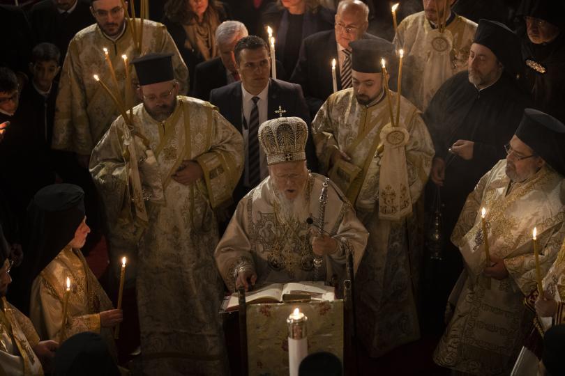 историческа визита патриарх вартоломей гърция