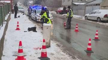 Жена загина при катастрофа в русенското село Басарбово