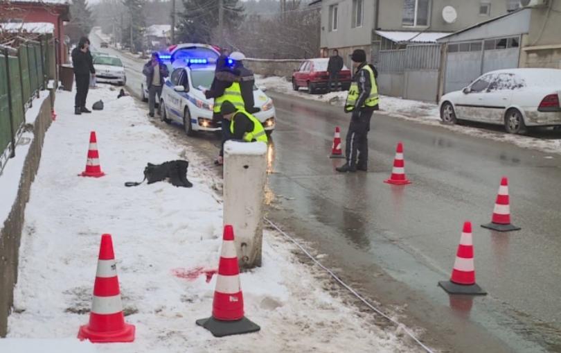 56-годишна жена загина тази сутрин при тежка катастрофа в русенското