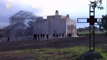 Призрачна църква в Сипонто