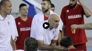 Баскетбол в ефира на БНТ днес - България приема Беларус