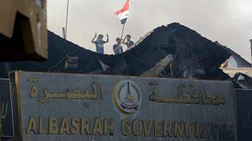 Отмениха извънредното положение в провинция Басра