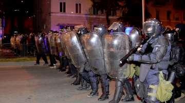 Размирици в грузинския град Батуми