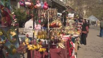 Великденски базар днес в София