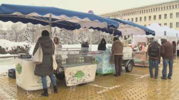 Фермерски фестивал гостува в София по случай Часът на Земята