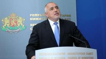 Борисов излезе с официална позиция за липсата на обща декларация след КСНС