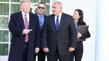 Отпадането на визите за българи беше сред акцентите на срещата Борисов - Тръмп