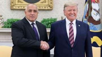 Борисов след срещата с Тръмп: Убеден съм, че визите ще отпаднат