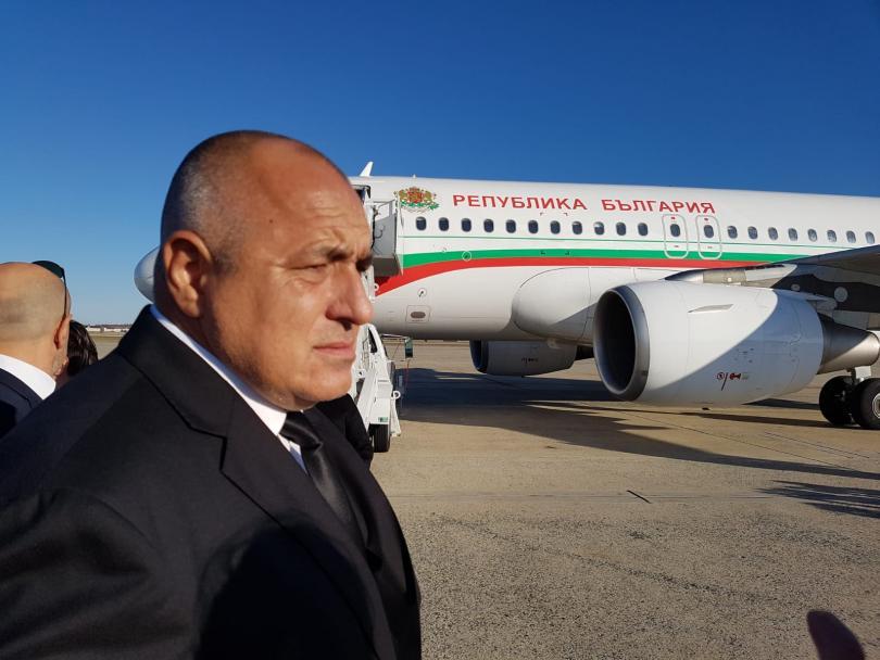 Министър-председателят Бойко Борисов се среща днес с президента на САЩ