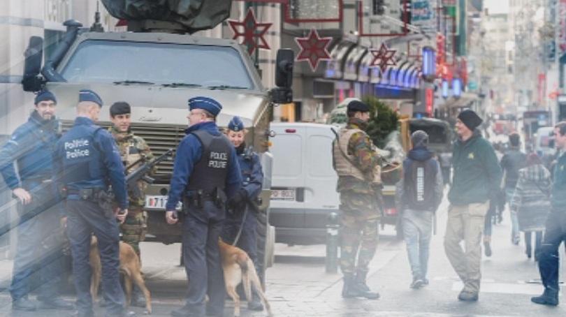 снимка 1 Арестувани са 10 човека по подозрение в джихадизъм след спецакции в Европа