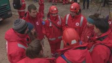 БЧК обучава по първа помощ доброволци на Българското председателство