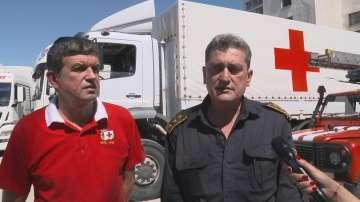 България изпраща хуманитарна помощ за Македония