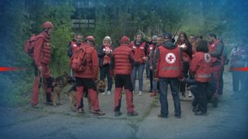 Международно обучение на Червения кръст и Червения полумесец в Лозен