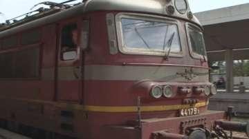 С голямо закъснение се движат влаковете от и за София